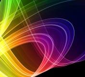 Abstract fractal design. ( fantasy modern design background Stock Photography