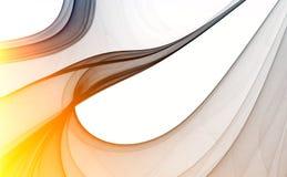 Abstract fractal design. ( fantasy modern design background Royalty Free Stock Images
