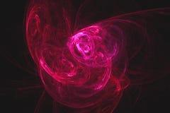 Abstract fractal geïllustreerd achtergrond teruggegeven behang Royalty-vrije Stock Fotografie