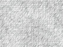 Abstract fractal geometric black and white background royalty free stock photography