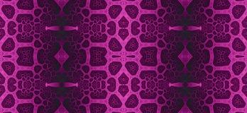 Abstract fractal hoge resolutie naadloos patroon voor tapijten, tapijtwerk, stof en behang of om het even welke creatief ander ge Royalty-vrije Stock Foto