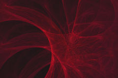 Abstract fractal illustrated background rendered wallpaper Royalty Free Stock Photo