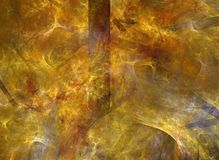 Abstract fractal illustration Stock Images