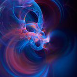 Abstract fractal illustration for creative design Royalty Free Stock Photography