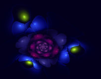 Abstract fractal image Royalty Free Illustration