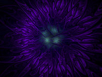 Abstract fractal image Royalty Free Stock Photography
