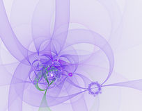 Abstract fractal image Stock Photos