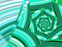 Abstract fractal Knitting stock illustration