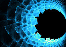Abstract Fractal Layout Stock Images