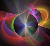 Abstract Fractal Ontwerp Royalty-vrije Stock Fotografie
