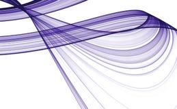 Abstract fractal ontwerp Stock Afbeelding