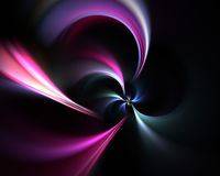 Abstract Fractal Vortex royalty free illustration