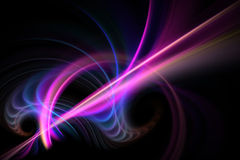 Abstract Fractal Vortex Stock Image