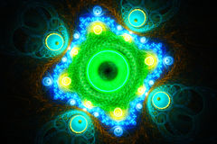 Free Abstract. Fractal Wallpaper On Your Desktop. Royalty Free Stock Photography - 57746357
