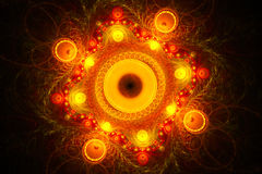 Free Abstract. Fractal Wallpaper On Your Desktop. Royalty Free Stock Photos - 57746368