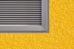 Abstract fragment of the industrial building Stock Photography