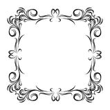 Abstract frame. Abstract-designed frame vectors. Are grouped stock illustration