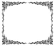 Abstract frame. Abstract-designed frame vectors. Are grouped vector illustration