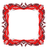 Abstract frame. Abstract-designed frame s. Are grouped vector illustration