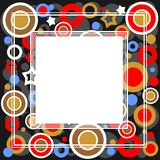 Abstract frame Royalty-vrije Stock Foto's