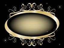 Abstract frame Royalty Free Stock Photo