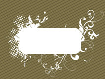 Abstract Frame Background Royalty Free Stock Image