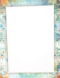 Abstract Frame Background Royalty Free Stock Photos