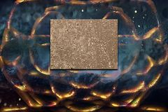 Abstract frame background texture Royalty Free Stock Photos