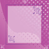 Abstract Frame Illustration Royalty Free Stock Image