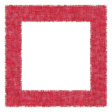 Abstract frame. For photos or pictures on a white background Royalty Free Stock Photography