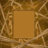 Abstract frame voor foto of groet Royalty-vrije Stock Foto's