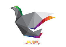 Abstract freedom design Stock Photo