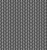 Abstract freeform black and white pattern wallpaper. Abstract freeform black and white pattern background royalty free illustration
