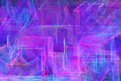 Abstract freezelight background Stock Image