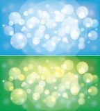 FRESH SPRING BACKGROUND. Abstract fresh bokeh background see more in my portfolio Royalty Free Stock Photos