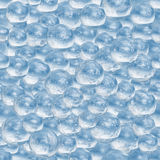 Abstract frozen water ball Royalty Free Stock Images