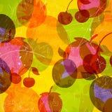 Abstract fruits Royalty Free Stock Photos
