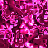 Abstract Fucsia Glow BackGround Royalty Free Stock Photography