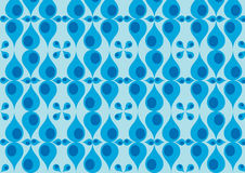 Abstract funky  pattern Royalty Free Stock Image