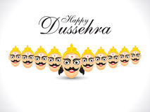 Abstract funny ravan background Royalty Free Stock Image