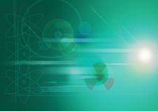 Abstract Fusion royalty free stock photography
