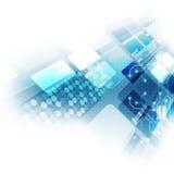 Abstract future hi-speed technology background, vector illustration. Innovation Stock Photos