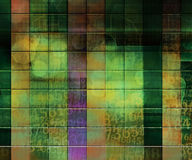 Abstract Future Science Background Texture Royalty Free Stock Photography