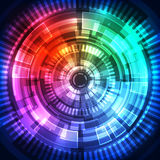 Abstract future technology concept background. Innovation Stock Photography