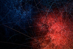 Abstract futuristic background Royalty Free Stock Photo