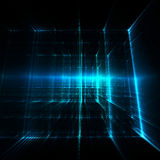 Abstract futuristic background Royalty Free Stock Photography