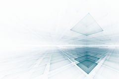 Abstract futuristic background Royalty Free Stock Photos