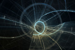 Abstract futuristic background. Abstract business science or technology background Stock Image