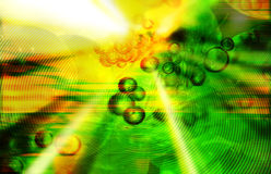 Free Abstract Futuristic Background Royalty Free Stock Photos - 4182088