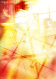 Abstract Futuristic Background Stock Photography
